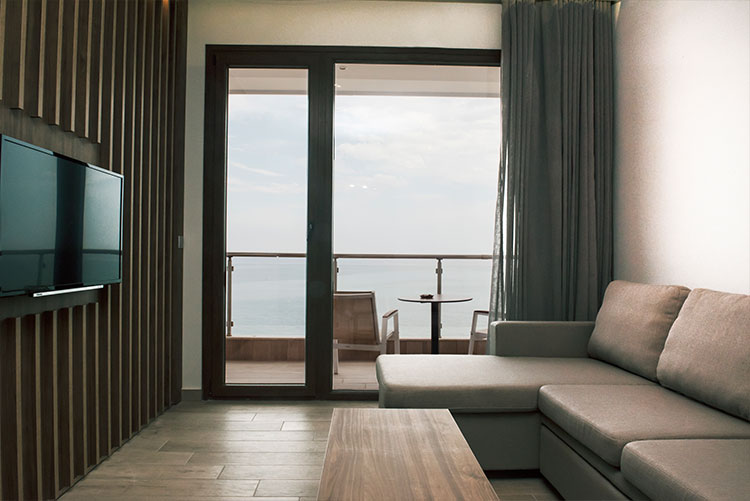 Suite Sea view 5